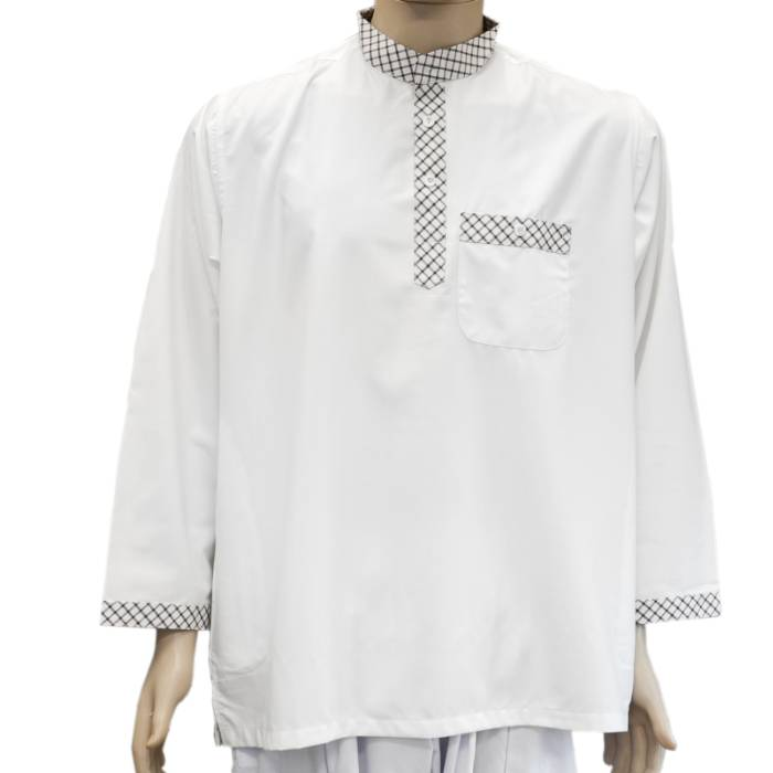 Türkische, islamische Hemden - Hakim Yaka