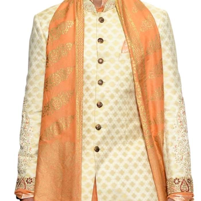 Waistcoat and Sherwani
