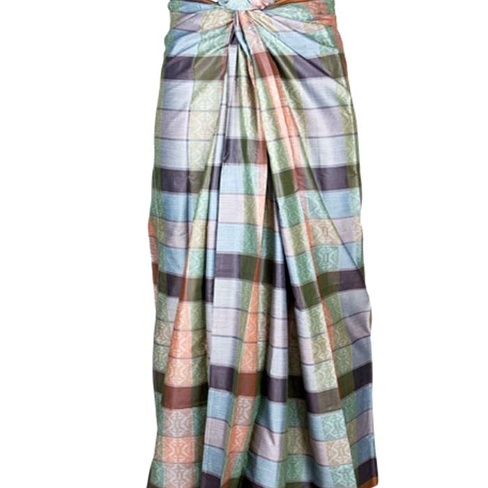 Dhoti Izaar Lungi - Orientalische Wickelkleider Hüfttücher