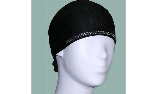 Under headscarves & Bones
