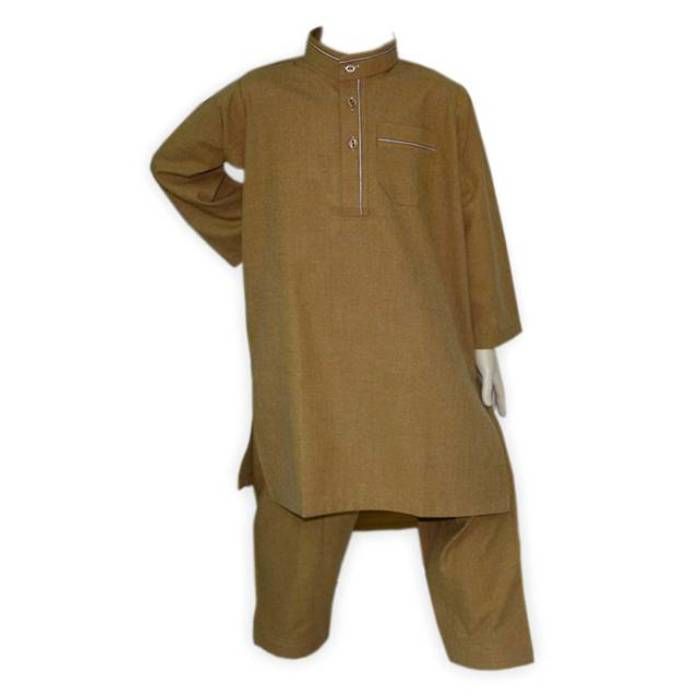Children wear salwar kameez for boys