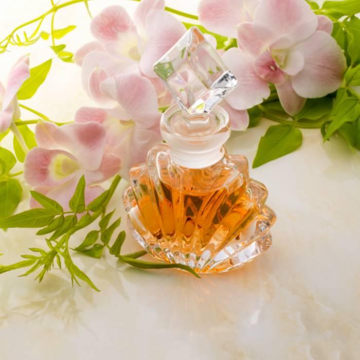 Perfume and perfume oils
