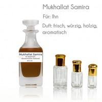 Al Haramain Perfume oil Mukhallat Samira - Perfume free from alcohol