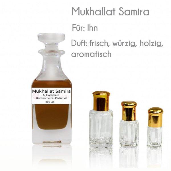 Al Haramain Parfümöl Mukhallat Samira von Al Haramain - Parfüm ohne Alkohol