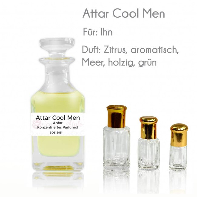 Anfar Perfume oil Attar Cool Men