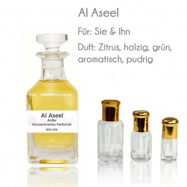 Anfar Parfümöl Al Aseel von Anfar - Parfüm ohne Alkohol