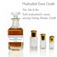 Afnan Perfume oil Mukhallat Dark Oudh - Perfume Free From Alcohol