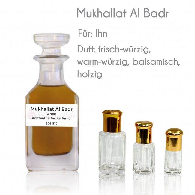 Anfar Perfume oil Mukhallat Al Badr