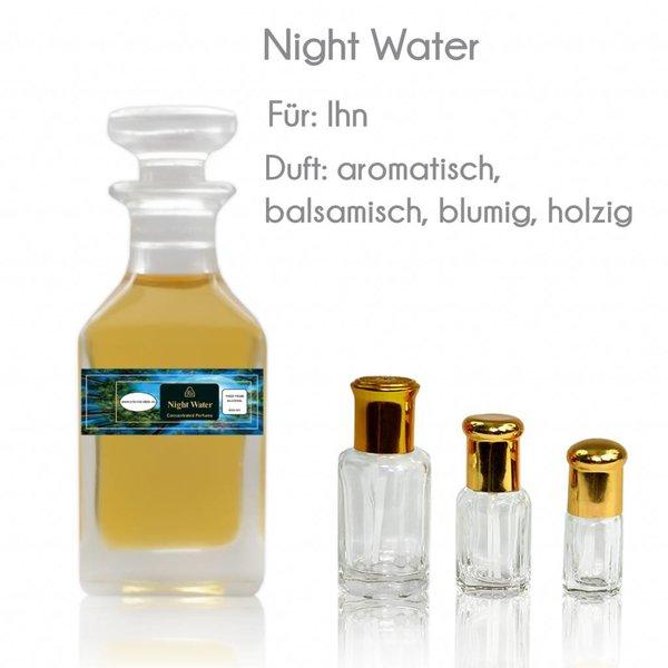 Swiss Arabian Perfume oil Night Water Perfume free from alcohol