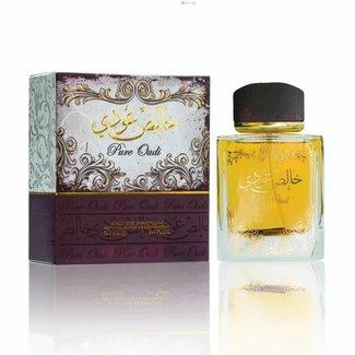Lattafa Perfumes Khalis Pure Oudi Eau de Parfum 100ml Lattafa Perfume Spray