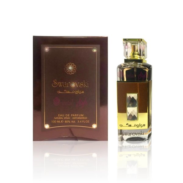 Ard Al Zaafaran Swarovski Gold Eau de Parfum 100ml Ard al Zaafaran Perfume Spray