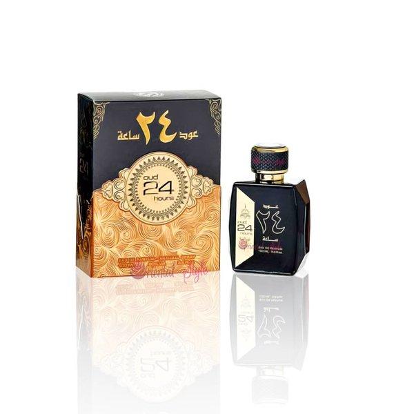 Ard Al Zaafaran Perfumes  Oudh 24 Hours Eau de Parfum 100ml + 75ml Deo Spray