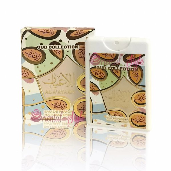 Ard Al Zaafaran Perfumes  Al A'Ayaan Pocket Spray Parfüm 20ml