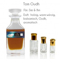 Surrati Perfumes Concentrated perfume oil Tom Oudh Perfume without alcohol