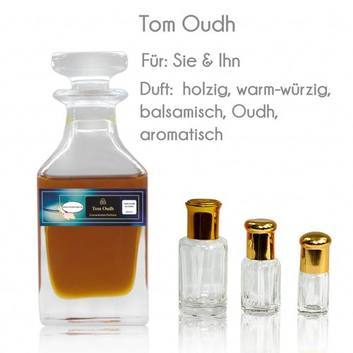 Surrati Perfumes Perfume Oil Tom Oudh