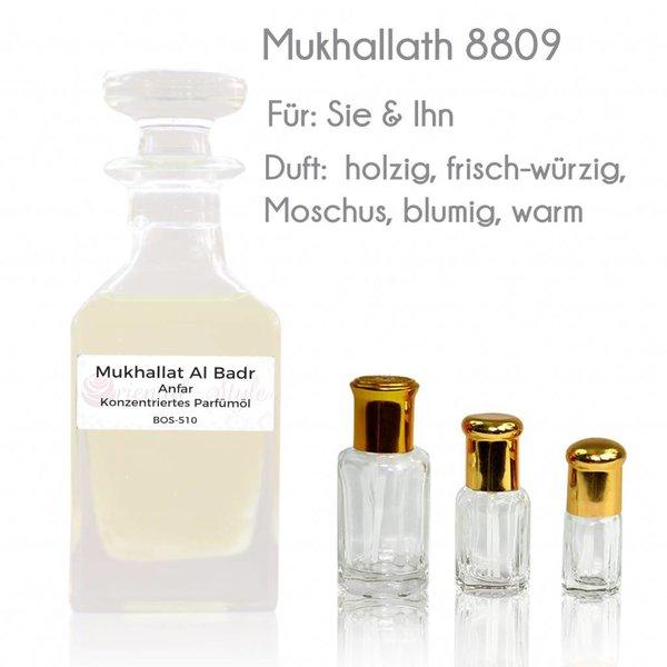 Ajmal Perfumes Parfümöl Mukhallath 8809 von Ajmal - Parfüm ohne Alkohol