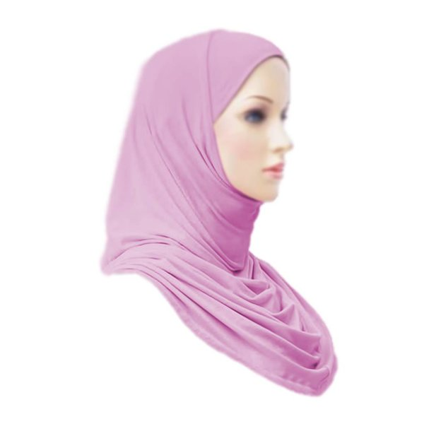 Amira Hijab Kopftuch - Pink
