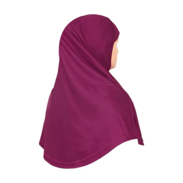 Amira Hijab Kopftuch - Violett