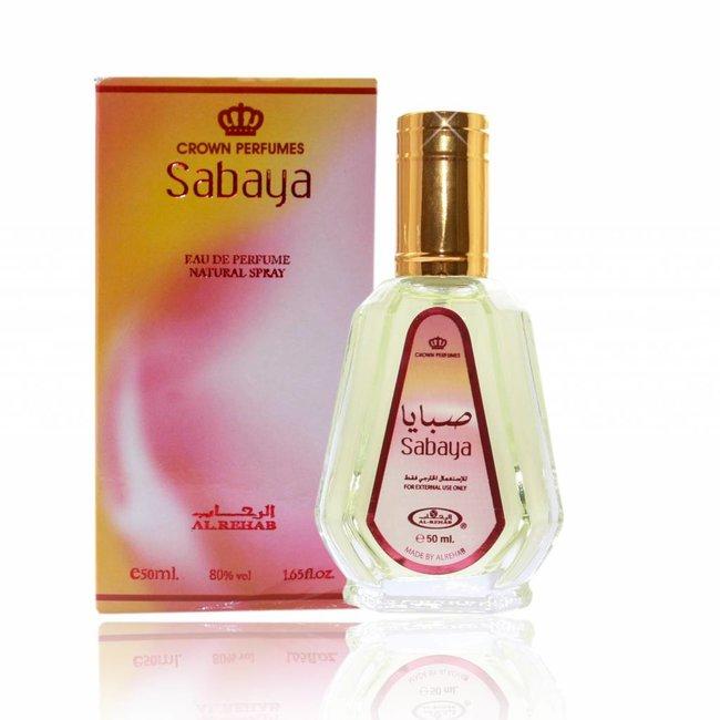 Al Rehab  Sabaya Eau de Parfum 50ml Al Rehab Vaporisateur/Spray