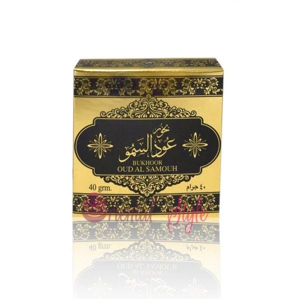 Ard Al Zaafaran Perfumes  Bakhoor Oud Al Samouh Räucherwerk (40g)