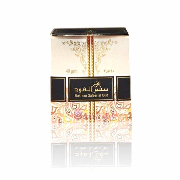 Ard Al Zaafaran Perfumes  Bakhoor Safeer Al Oud Räucherwerk (40g)