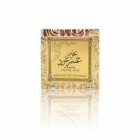 Ard Al Zaafaran Perfumes  Bakhoor Amber Oud Incense (40g)