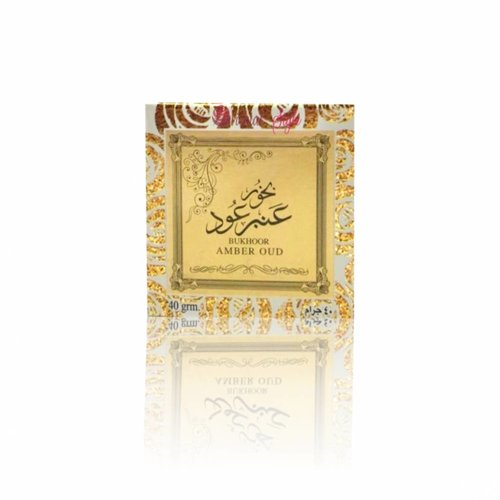 Ard Al Zaafaran Bakhoor Amber Oud (40g)