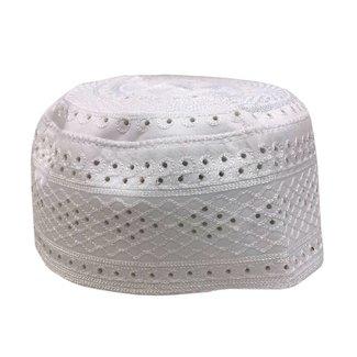 Bengali Mütze in Weiss