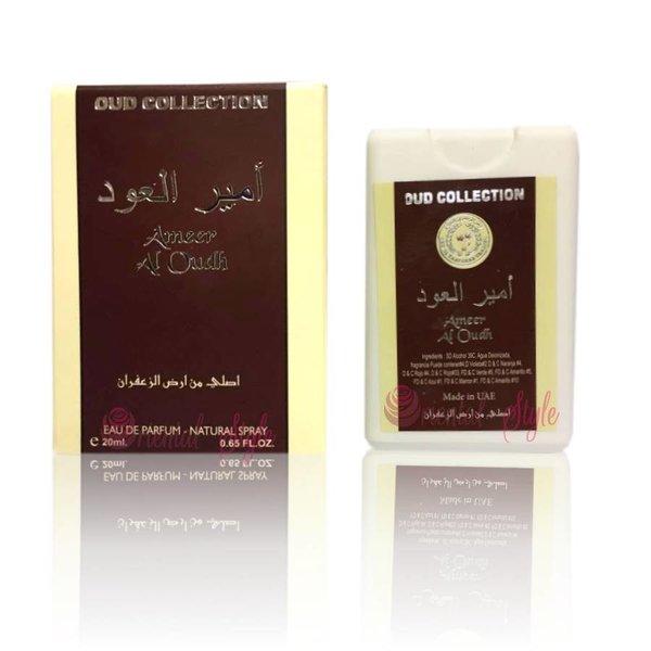 Lattafa Perfumes Ameer Al Oudh Pocket Spray Parfüm 20ml
