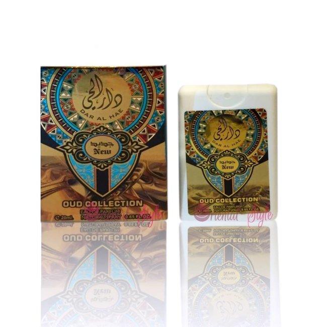 Ard Al Zaafaran Perfumes  Dar Al Shabaab Pocket Spray 20ml