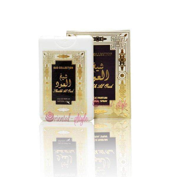 Ard Al Zaafaran Sheikh Al Oud Pocket Spray 20ml Ard Al Zaafaran