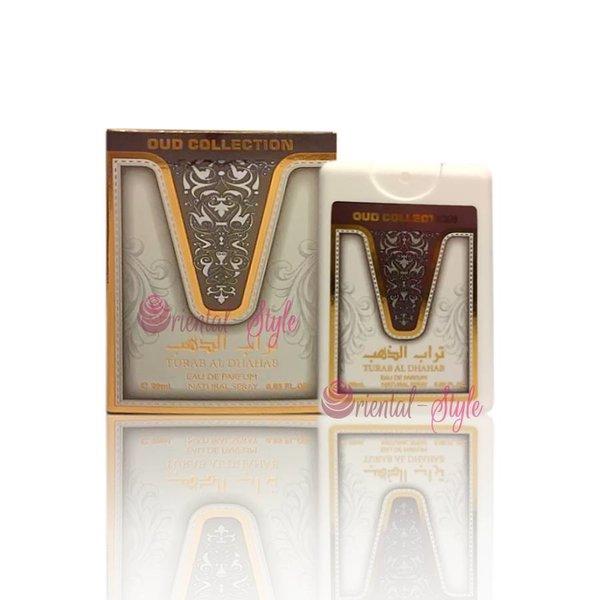 Ard Al Zaafaran Perfumes  Turab Al Dhahab Pocket Spray 20ml Ard Al Zaafaran