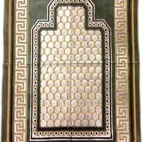Prayer rug - Seccade in Olive Green