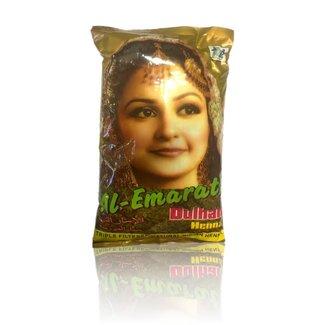 Red Henna Powder Al Emarati Dulhan Body Art Quality 1kg