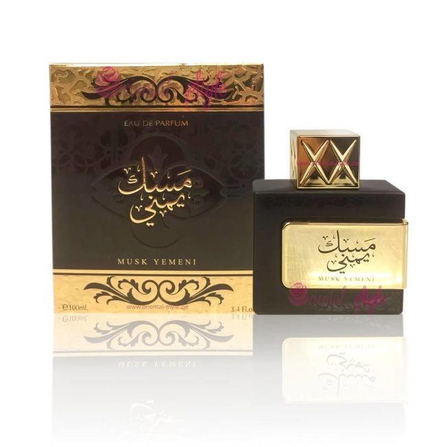 Ard Al Zaafaran Perfumes  Musk Yemeni Eau de Parfum 100ml