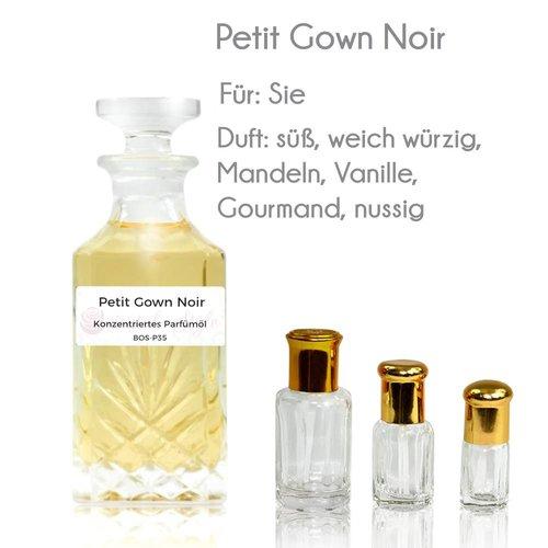 Oriental-Style Perfume oil Petit Gown Noir