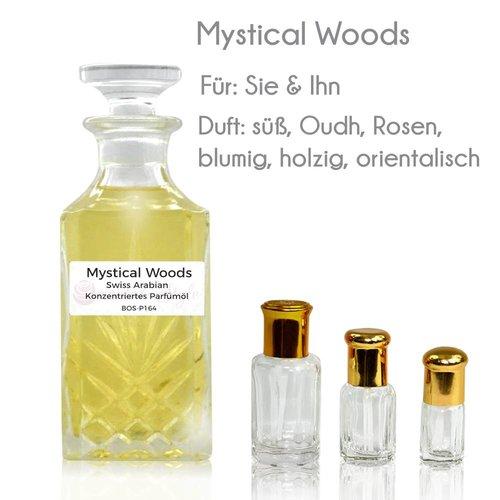 Swiss Arabian Perfume oil Mystical Woods