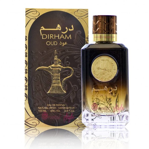 Parfümspray Dirham Oud Ard Al Zaafaran
