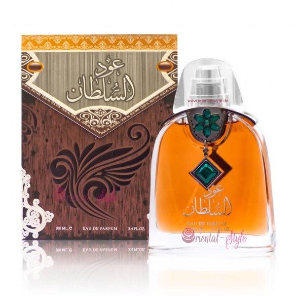 Ard Al Zaafaran Perfumes  Oud Al Sultan Eau de Parfum 100ml Spray