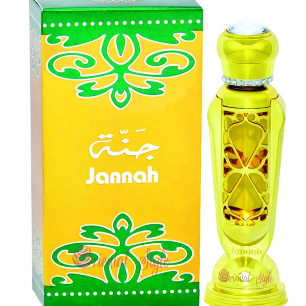 Al Haramain Concentrated Perfume Oil Jannah - Perfume free from alcohol