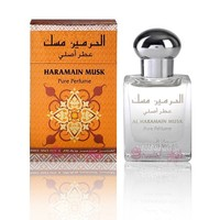 Al Haramain Concentrated Perfume Oil Musk - Perfume free from alcohol