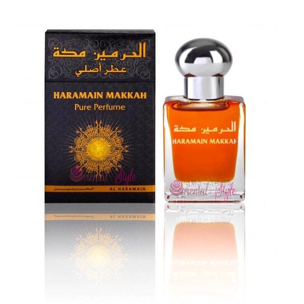 Al Haramain Konzentriertes Parfümöl Makkah - Parfüm ohne Alkohol