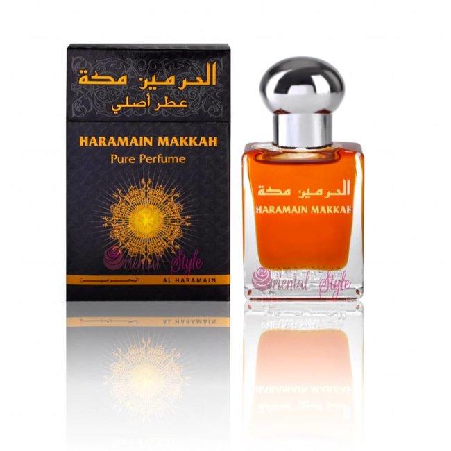 Al Haramain Perfume oil Makkah Haramain 15ml
