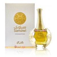 Rasasi Concentrated perfume oil Samawi 20ml - Perfume free from alcohol