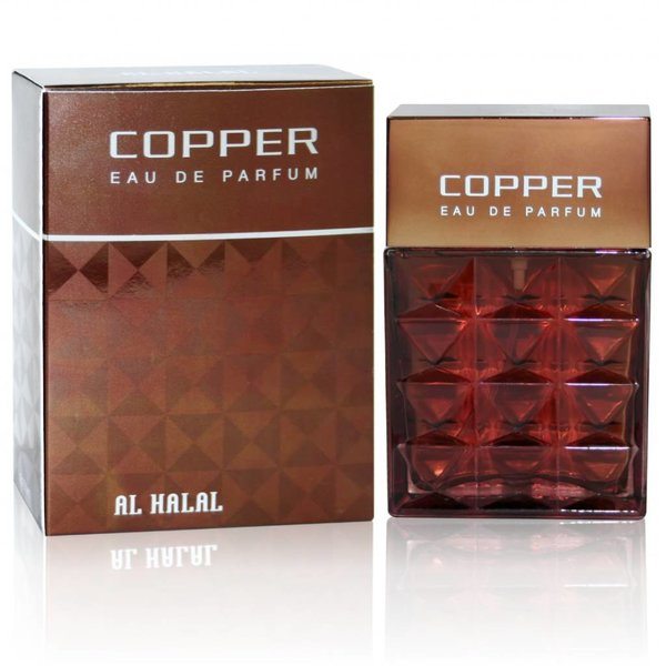 Al Haramain Parfüm Copper Eau de Parfum 100ml Spray
