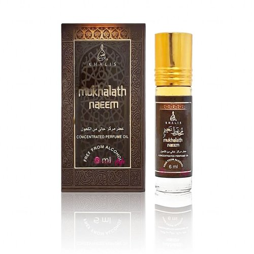 Khalis Parfümöl Mukhalath Naeem 6ml