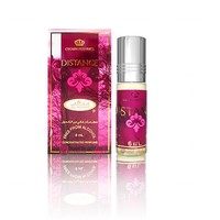 Al Rehab  Perfume oil Distance by Al Rehab 6ml  - Free From Alcohol