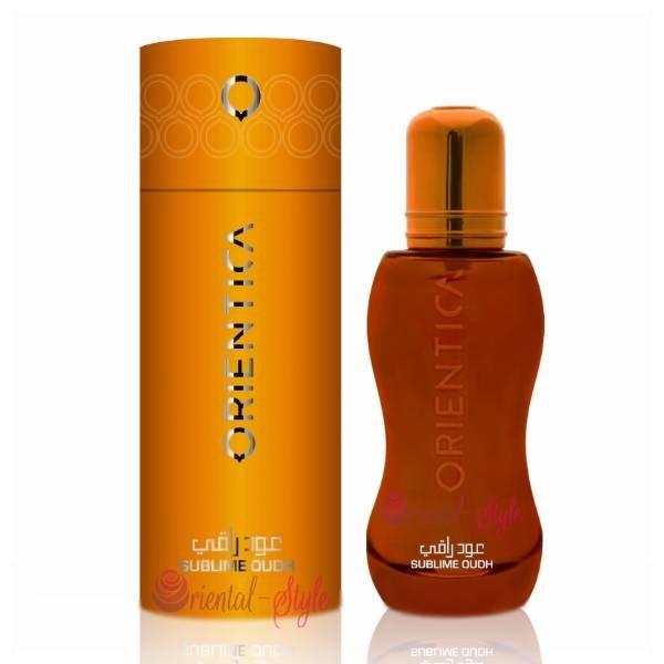 Al Haramain Orientica Sublime Oudh Eau de Parfum 30ml Perfume Spray
