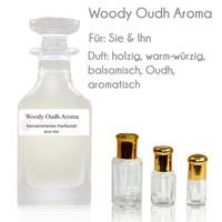 Oriental-Style Woody Oudh Aroma  Parfümöl - Parfüm ohne Alkohol