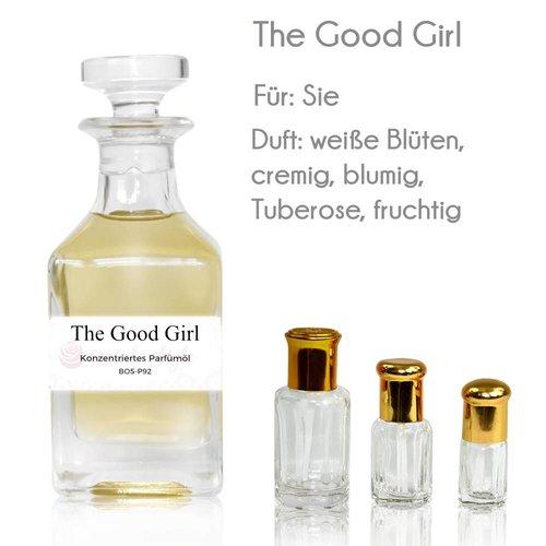 Oriental-Style Parfümöl The Good Girl